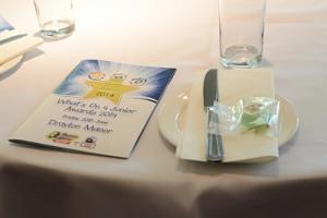 WO4J Awards Partnership Promotion - Table Image